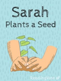Sara Plants a Seed - Printable reading passage with comprehensive questions for 1st & 2nd grade students!