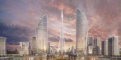 Dubai's building the world's tallest tower. Aga...