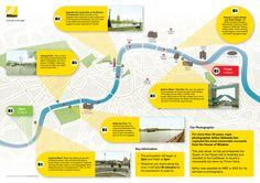 Nikon has created a river pageant map, highlighting the best vantage points for photography.