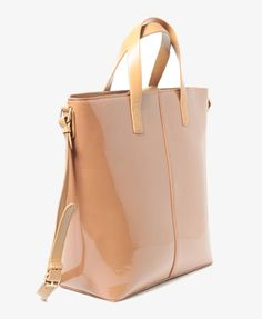 Large Patent Tote | FOREVER21
