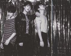 Rm, suga and Jin bts Namjin, Jung Hoseok, Bts Bangtan Boy, Bts Boys, Seokjin, Love Yourself 轉 Tear, Park Jimim, Taehyung, Jikook