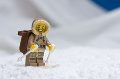 Sad Old Biker's Lego Photos