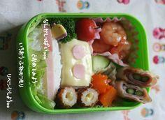 Robot or Boat Bento Box Recipe