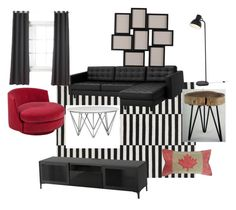 """""""Bachelor pad 2"""" by jennifer-266 on Polyvore featuring interior, interiors, interior design, home, home decor and interior decorating"""