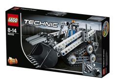 LEGO Technic_42032_Compact Tracked Loader_252 pcs/pzs_New Sealed Set #LEGO