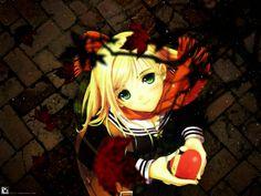 anime girl | Animes Girls: Loirinhas estilo anime