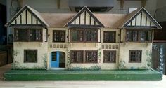 Large Vintage Triang Dolls House