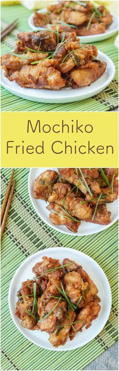 Mochiko Fried Chicken - Tara's Multicultural Table