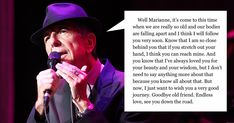 People Are Sharing The Heartbreaking Final Letter That Leonard Cohen Sent To His Muse https://plus.google.com/+KevinGreenFixedOpsGenius/posts/3kTVRRux4wc