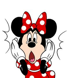 Oh no! Minnie has gone into shock and just fainted! I hope she'll be alright. Minnie Mouse Stickers, Minnie Mouse Images, Mickey Mouse Cartoon, Mickey Mouse And Friends, Mickey Minnie Mouse, Animiertes Gif, Animated Gif, Epic Gif, Anna Disney