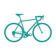 Road Bike Small Turquoise SALE