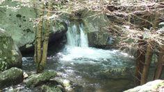 Water Falls - Devil's Garden, KY