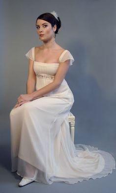 1000 ideas about regency wedding dress on pinterest for Regency style wedding dress