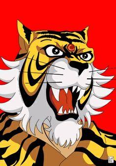 L'Uomo Tigre II ( タイガーマスク二世 )