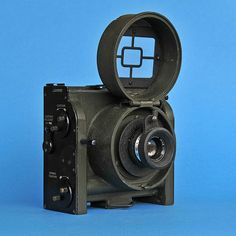 U.S. Army Signal Corps PH-501/PF made by Simmon Brothers, Inc. in Long Island City, NY. This camera is a 2 1/4 x 3 1/4 format and are usually dated 1943 from the nameplate on the side of the camera. An additional lens that comes with the Combat Camera is a 9in. Ilex Paragon f6.3 telephoto. This camera is was mostly used in the South Pacific because of the harsh weather.