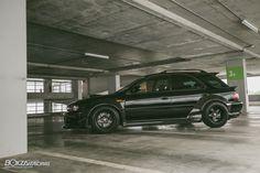 Subawu Impreza WRX Wagon