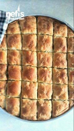 El Açması Kavurmalı Börek (Çtır Çıtır)