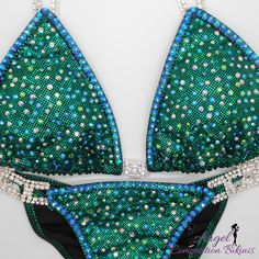 Angel Dust crystal ab, light ab, dark ab color scheme. Hologram emerald. Emerald ab crystal trim.