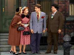 The Honeymooners - Jackie Gleason, Art Carney, Audrey Meadows & Joyce Randolph