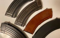 From steel to Bakelite to polymer, surplus to new production, these are the AK magazines to avoid and the ones to seek out. Charger Srt, Tactical Rifles, Magazines, Guns, Steel, Journals, Weapons Guns, Tactical Guns, Revolvers