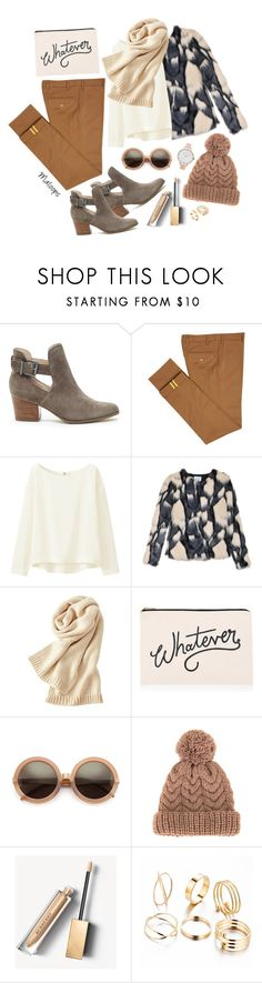 """~We ain't ever getting older~"" by maloops ❤ liked on Polyvore featuring Sole Society, Diverso, Uniqlo, Jovonna, ALPHABET BAGS, Wildfox, 7II, Burberry, Olivia Burton and casualoutfit"