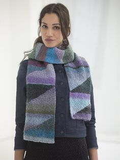 Knit Left Bank Scarf