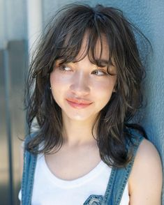 Mullet Haircut, Mullet Hairstyle, Haircuts For Long Hair, Long Hair Cuts, Cut My Hair, Her Hair, Short Grunge Hair, Asian Short Hair, Shot Hair Styles
