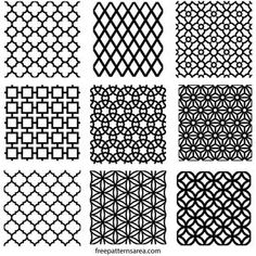 Repeating pattern | Wall patterns, Wall design, Wood patterns