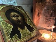 Original Image Of Yeshua In Isreal. Dark Skinned With Locs