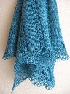 Tiare Shawl / scarf - so pretty