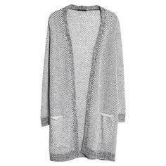 Buy Mango Mohair Wool Blend Cardigan, Light Pastel Grey | John Lewis
