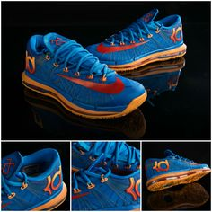 info for 239d1 b5a41 Full-length Zoom makes its KD signature line debut. Get the Nike KD VI  Elite now at Eastbay.