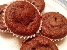 Gingerbread Protein Muffins