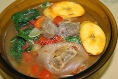 Visayan Pochero - Mely's kitchen