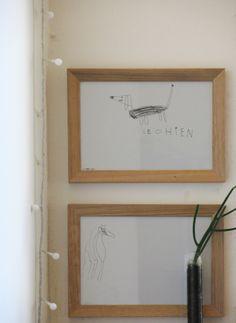 Linus drawings