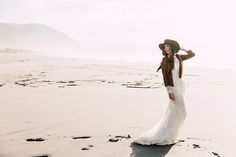 """Wild Boho Love""  Editorial   #YolanCris #wedding #beachwedding #weddinginspiration #brides #bridestyle #weddinglook #weddingideas #summerwedding #beach #boho #bohemian #bohochic #bohobrides #bohodeco"