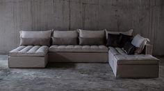 Καναπές PORTO - Paris Mobile - Έπιπλα Mobile Home, Corner Sofa, Sofas, Couch, Living Room, Furniture, Home Decor, Spirit, Porto