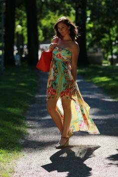 #outfit #summer #style #fashion #päivänasu #look #dress päivän asu, todays, outfit, muotiblogi, aikuisen muotiblogi