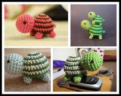DIY Tiny Háčkování Striped Turtle LIKE Us on Facebook ==> https://www.facebook.com/UsefulDiy
