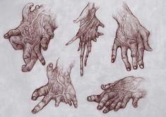 ArtStation - hands , STefan Cordioli
