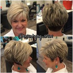 7 Successful Tricks: Everyday Hairstyles Volume women hairstyles over 50 style.Women Hairstyles Over 50 Style boho hairstyles for work.Women Hairstyles Over 50 Style. Haircut For Older Women, Modern Hairstyles, Pixie Hairstyles, Short Hairstyles For Women, Cool Hairstyles, Pixie Haircuts, Medium Hairstyles, Hairstyle Short, Updos Hairstyle