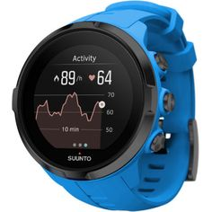 Suunto Spartan Collection for athletic and adventure multisport comprises of outdoor proof GPS watches with HR, colour touch screen and innovative training functions. High End Watches, Watches For Men, White Watches, Spartan Sports, Silver Pocket Watch, Popular Watches, Seiko Watches, Automatic Watch, Sport Watches