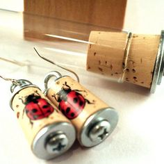 great use for all those wine corks