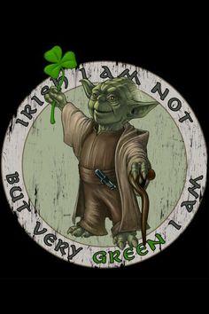 Yoda leprechaun