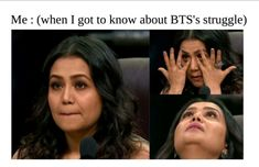 Work Cartoons, Brad Pitt And Jennifer, Indian Meme, Pop Culture References, Bts Quotes, Bt S, Try Not To Laugh, About Bts, Stupid People