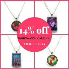 Friends! This #sale ends tomorrow! Remember you can stack the savings with my 30% off coupon you get for joining my #InnerCircle here: http://ift.tt/2ge9Bnb  Shop: bykkswann.com/shop/  ### #FantasyArtPendants #ByKKSwann feat. Drakey Art #DrakeyArt #feedyourwhimsy #fantasyart #butterfly #fairy #seahorse #butterflyart #fairyart #seahorseart #designernecklace #designerjewelry #jewelry #necklace bykkswann.com/shop/
