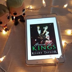 """Reviewed on Paranormal Sisters 5 Stars """"House of Kings was a page turner! The craziness and mind blowing actions from House of Pawns does not slow down but one up the madness in this one! The King constantly showed why he was the ruler and when he showed his dark side I was sitting on the edge of my seat! My God my jaw dropped a few times when he shed blood and bodies were falling left and right! I couldn't believe it but I loved it! Truly a beautiful dark world Keary Taylor has created! The…"""