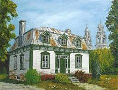 Mansions, House Styles, Painting, Home Decor, Mansion Houses, Homemade Home Decor, Villas, Paintings, Fancy Houses