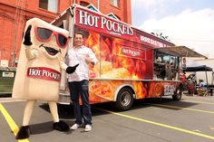 A Look @ Hot Pockets' Marketing Makeover & How They Plan to Engage Foodies