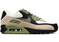 Nike Air Max 90 Lahar Escape - CI5646-200 Nike Air Shoes, Air Max Sneakers, Sneakers Nike, Casual Slip On Shoes, Nike Air Max Mens, Comfortable Sneakers, Air Max 1, Sneakers Fashion, Me Too Shoes